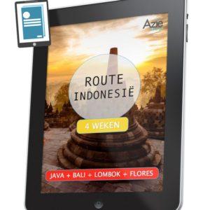 Route Indonesie (Java-Bali-Lombok-Flores) 4 weken